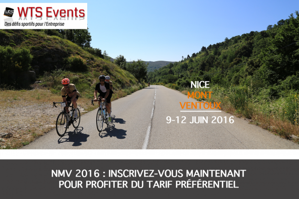 Inscription Challenge Nice Mont Ventoux 2016