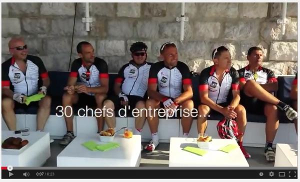 Vidéo 1er Challenge Nice Mont Ventoux 2014