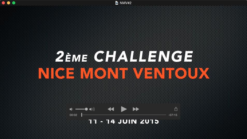 Film du Challenge NMV#2 - 2015